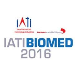 Visit Us at BioMed 2016, Tel Aviv